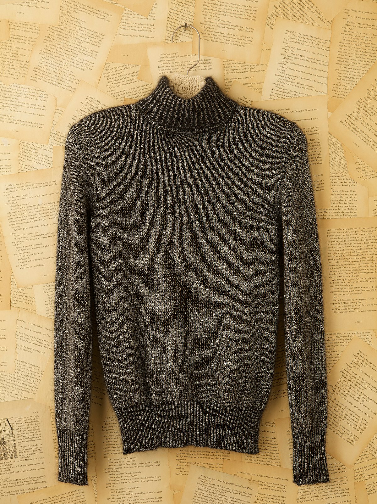 Vintage Lurex Sweater