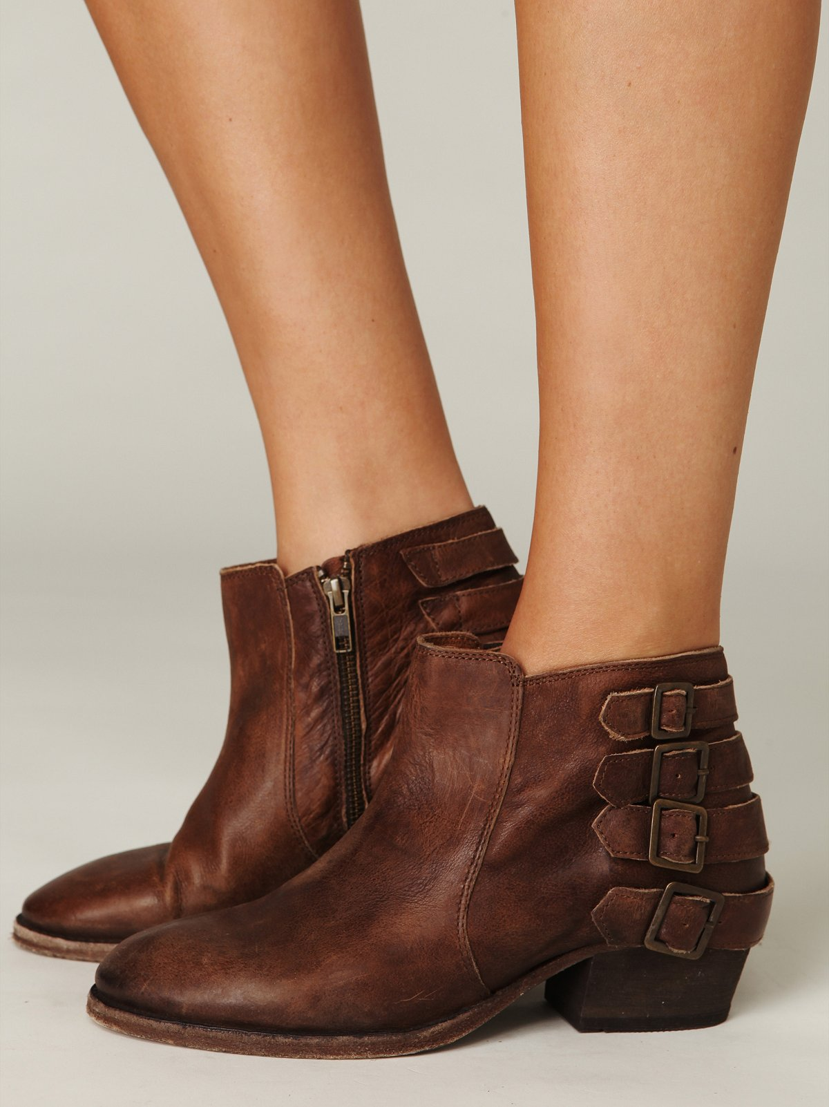 Encke Buckle Boot