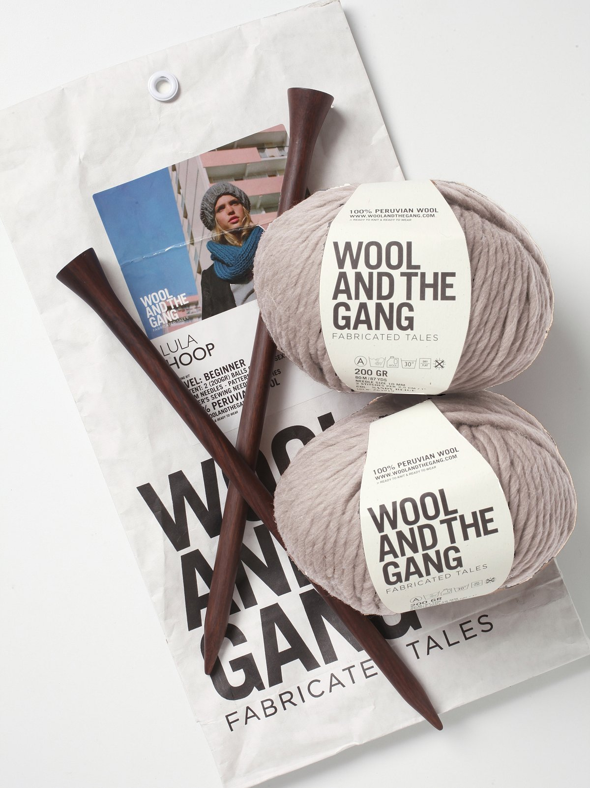 Etenia Bag Knitting Kit