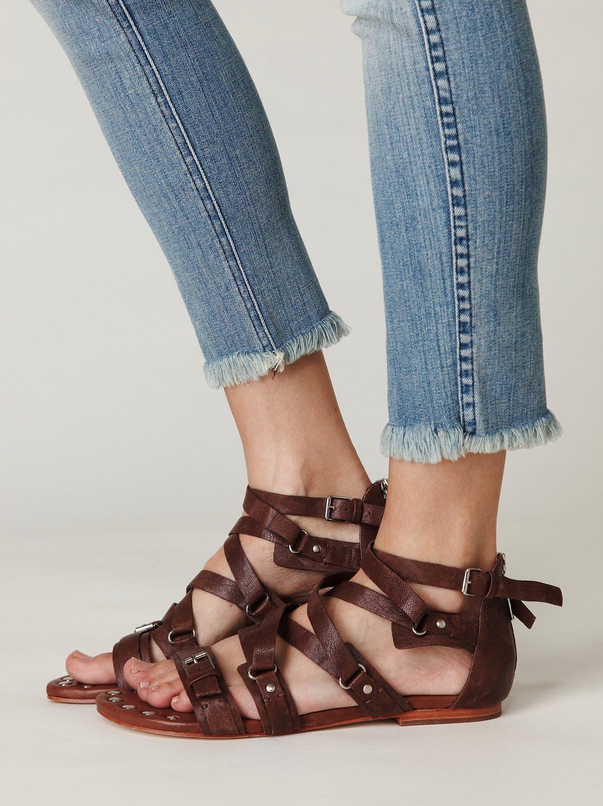Marion Flat Sandal