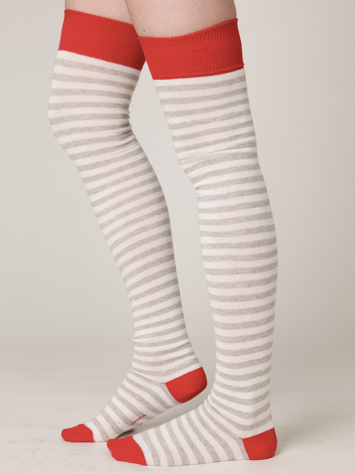 Candy Stripe Tall Sock