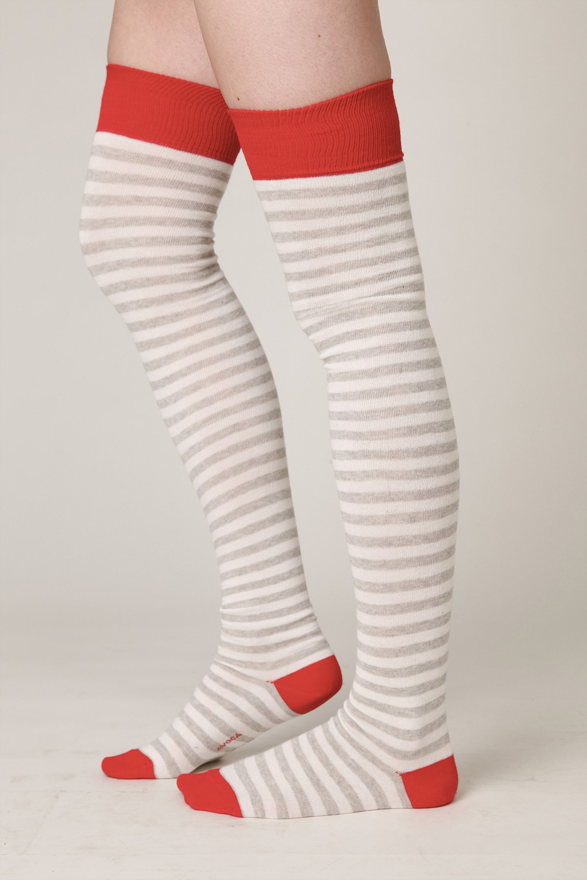 Candy Stripe Tall Sock