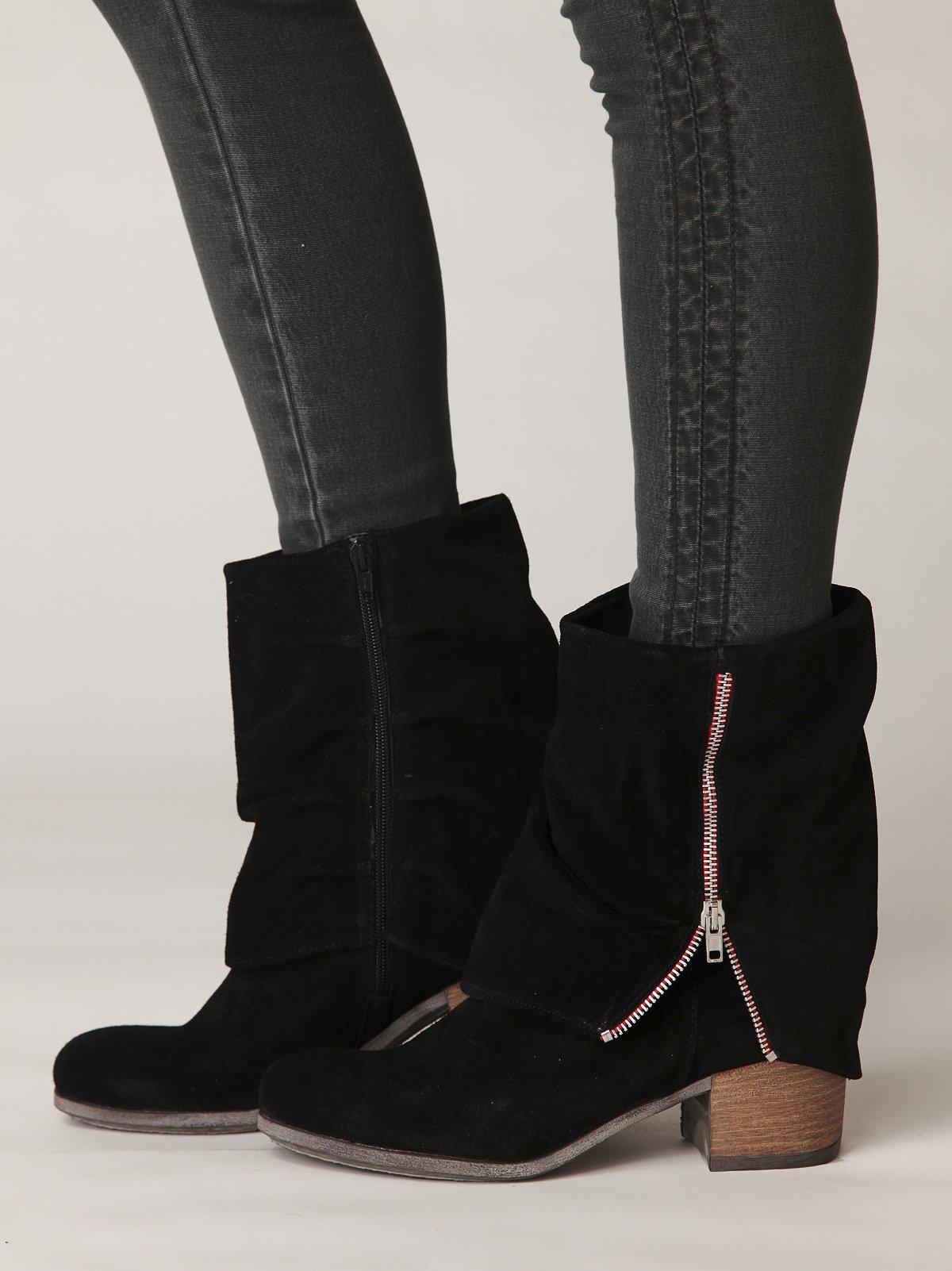 Phoenix Zip Boot