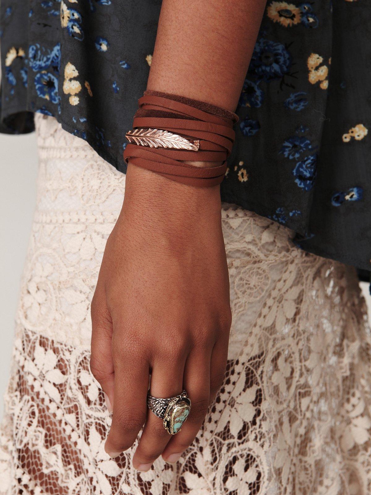 Millau Wrap Bracelet