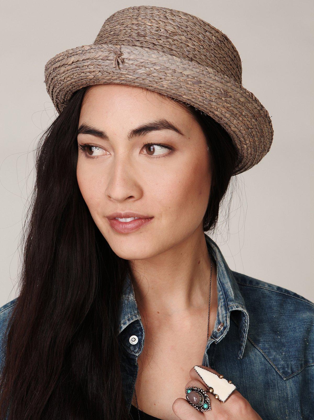 Lorimer Straw Hat