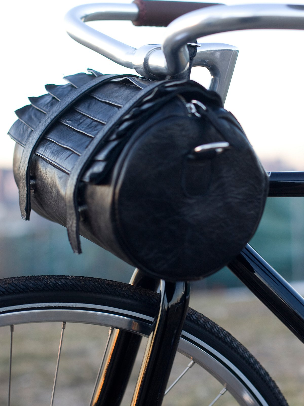 Barrel Moto Bag