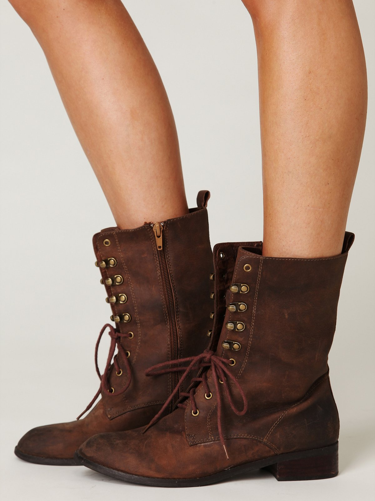 Rue Lace Up Boot
