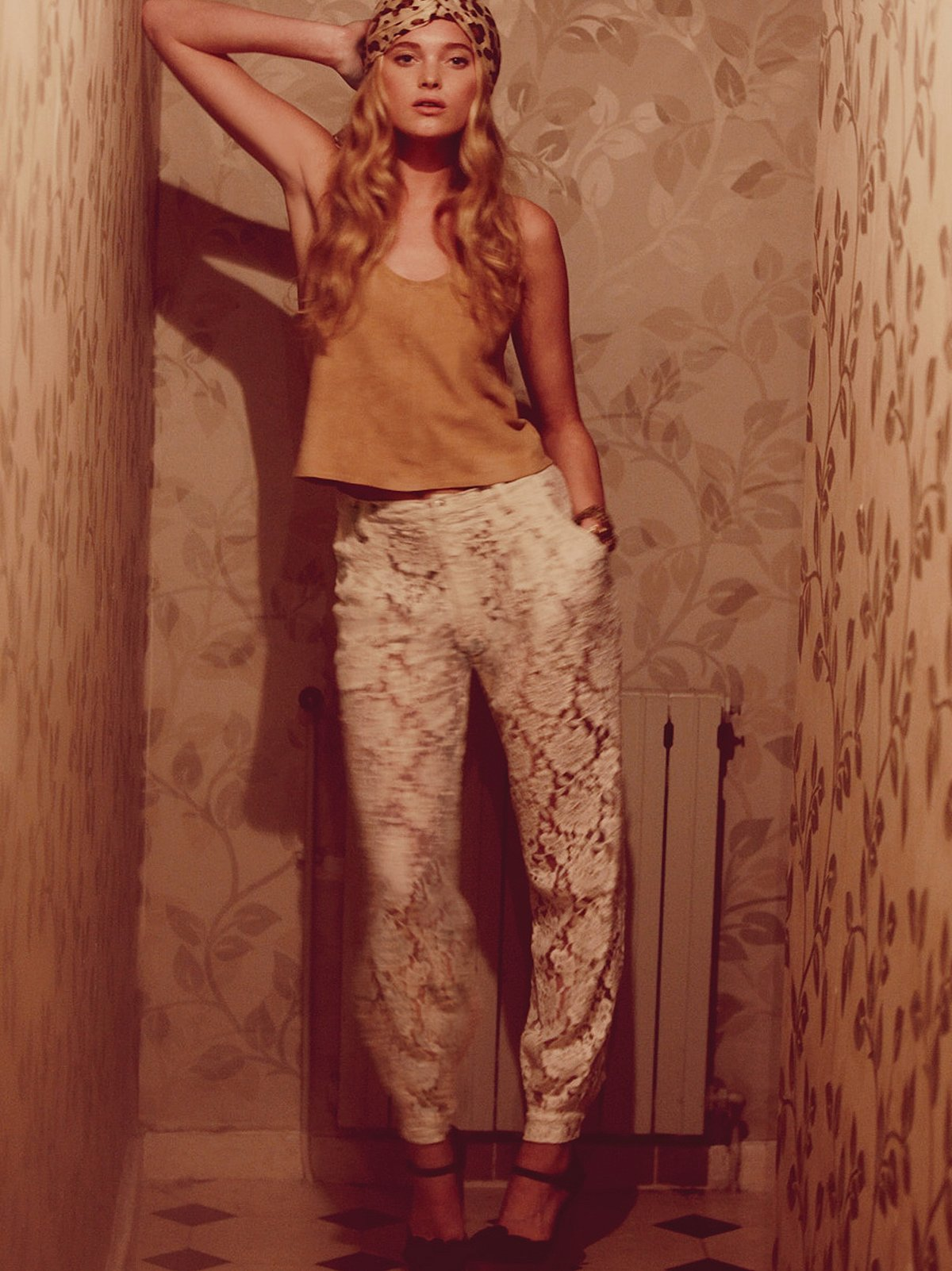 SQ Heaven Lace Pants