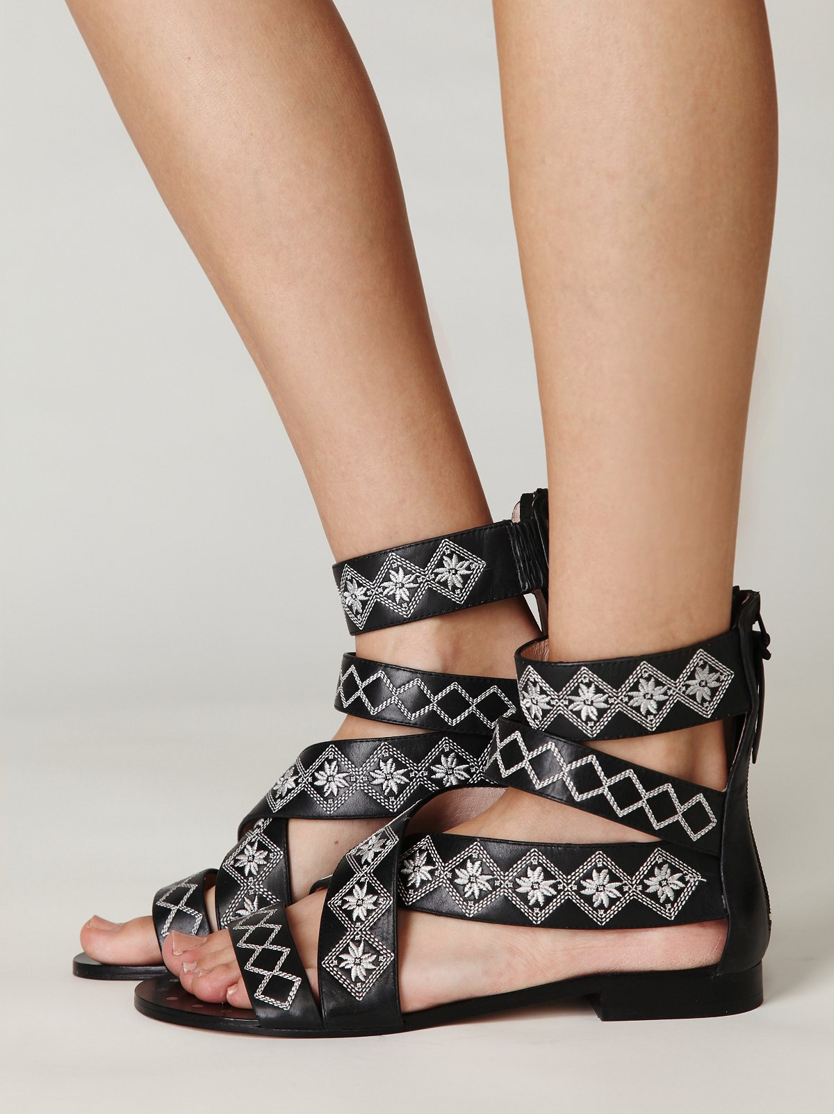 Steffie Dutch Sandal