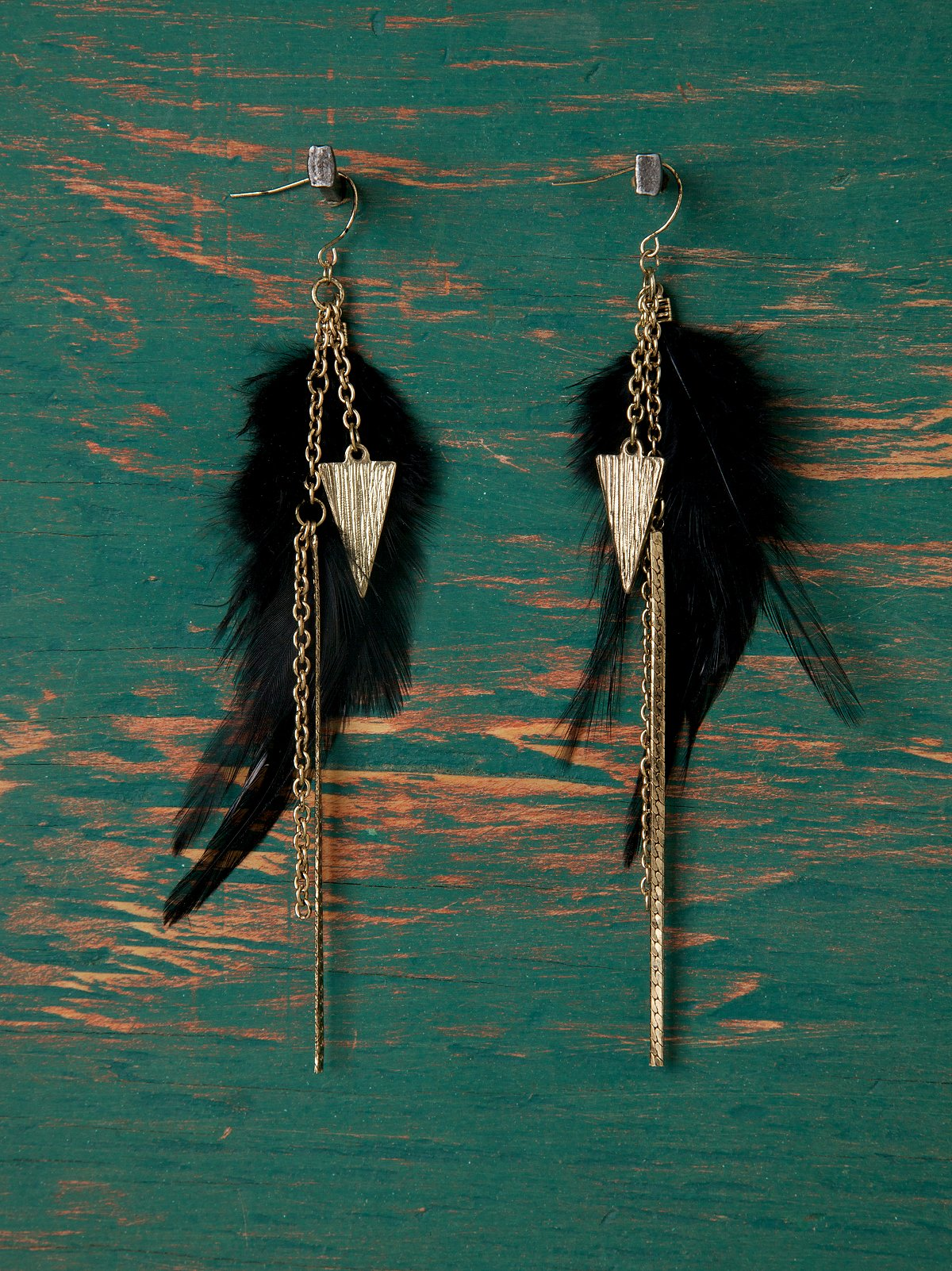 Arrowhead Earring