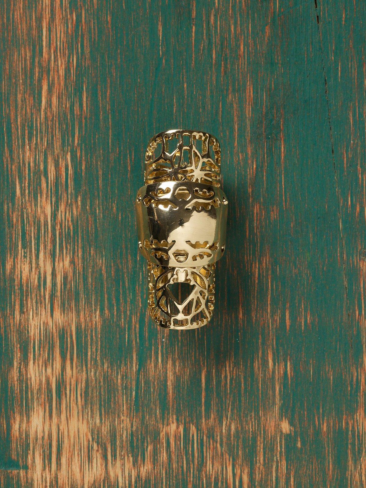 Cadet Knuckle Ring