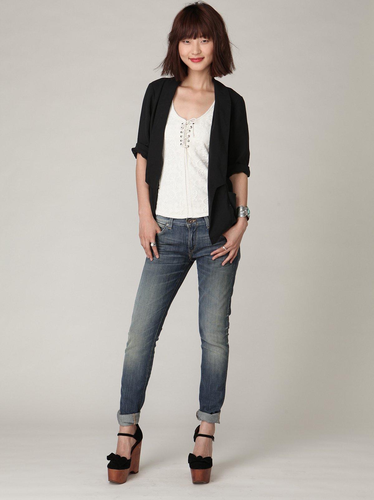 PRPS Slim Straight Jean