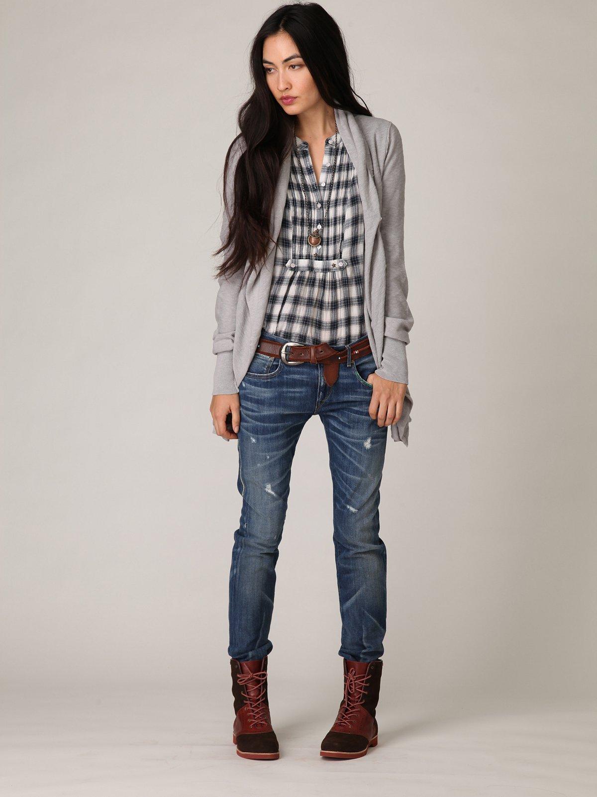 PRPS Super Skinny Dart Jeans