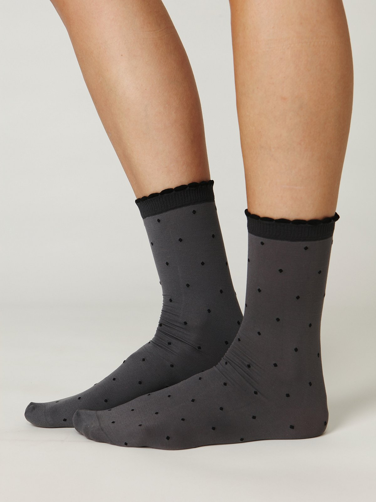Tiny Dots Ankle Sock