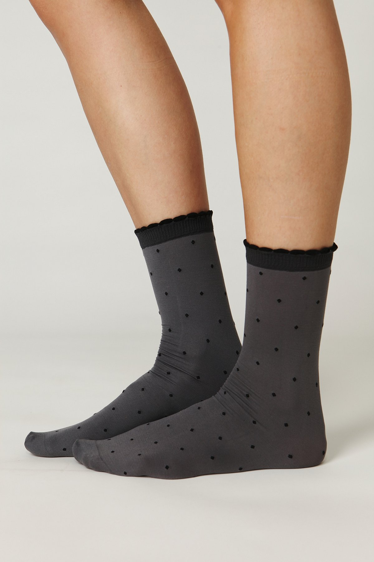Tiny Dots Ankle Sock
