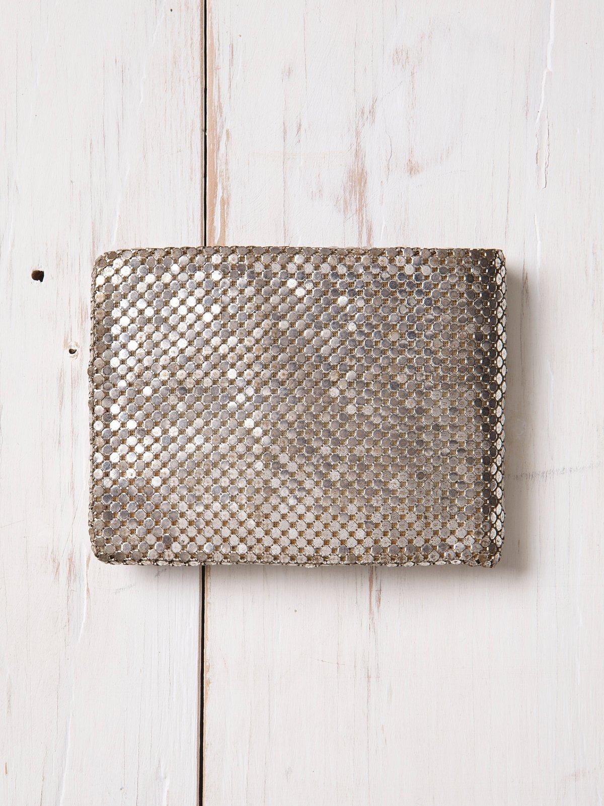 Vintage Metal Mesh Wallet
