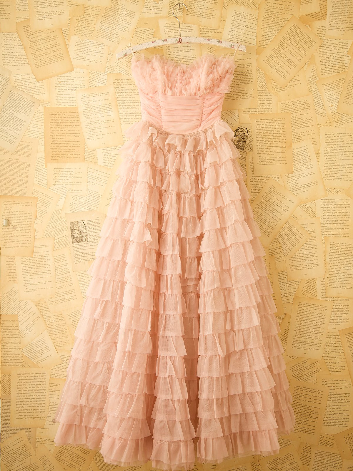 Vintage 1950s Ball Gown