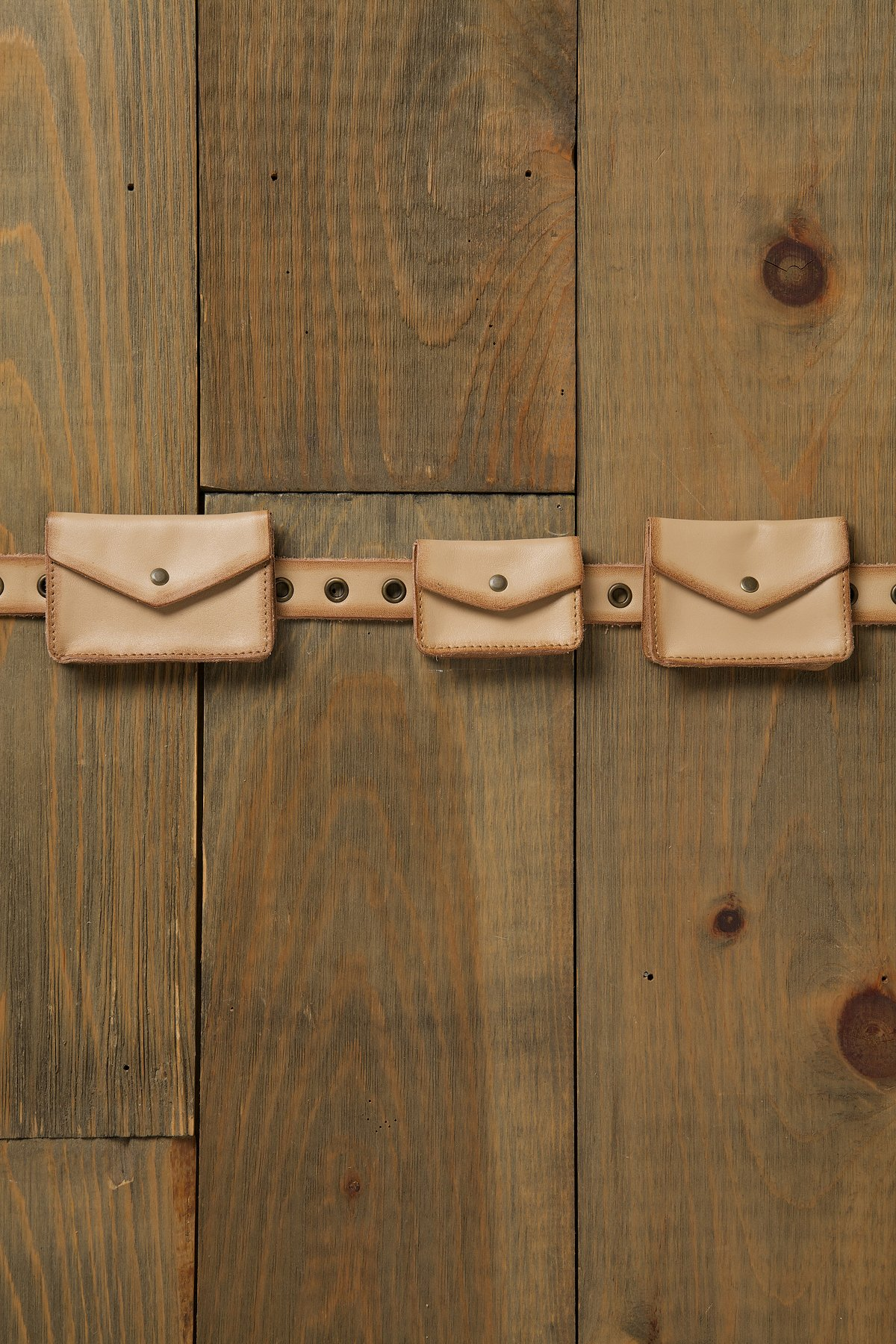 Skinny Pocket Belt