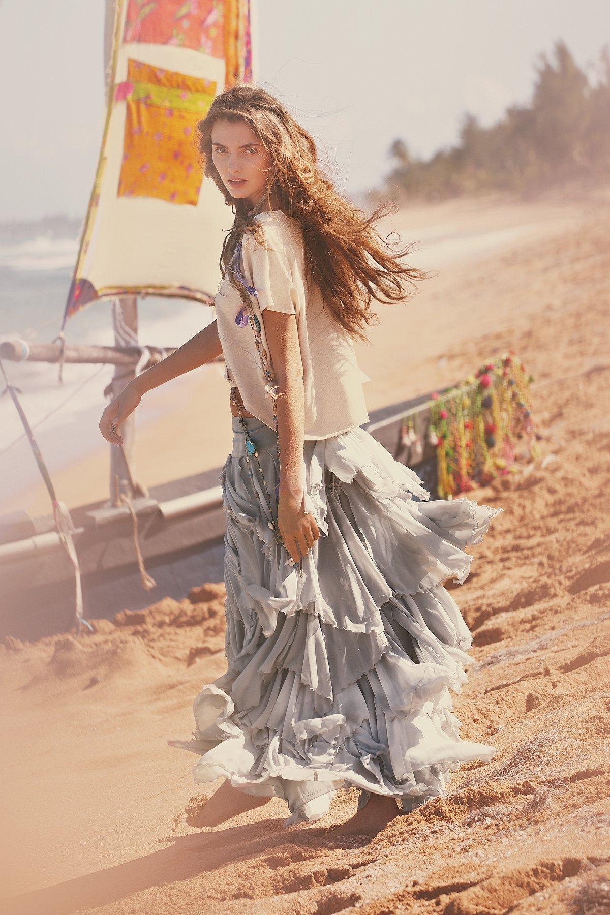 Summer Layers Skirt
