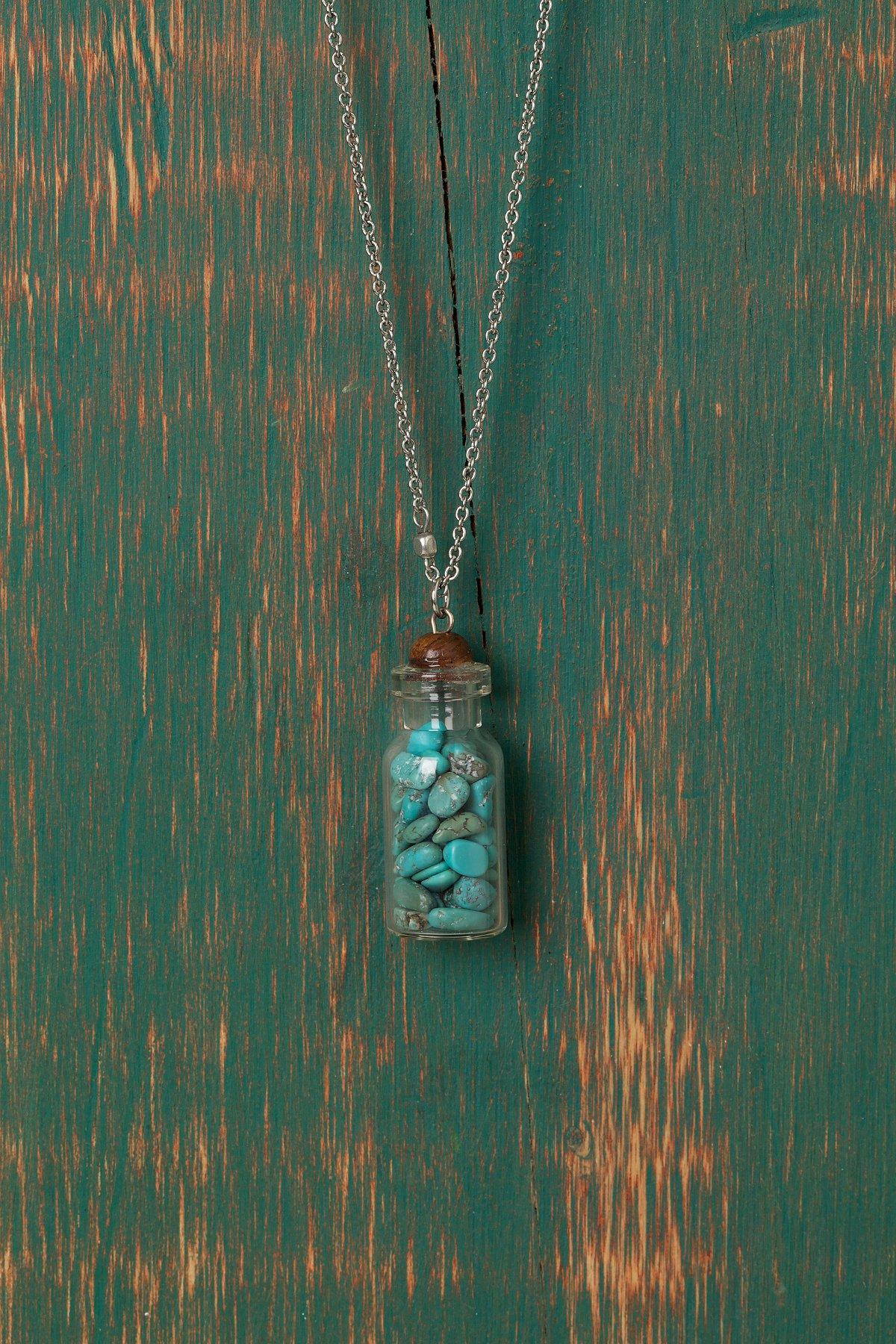 Cyprus Bottle Pendant