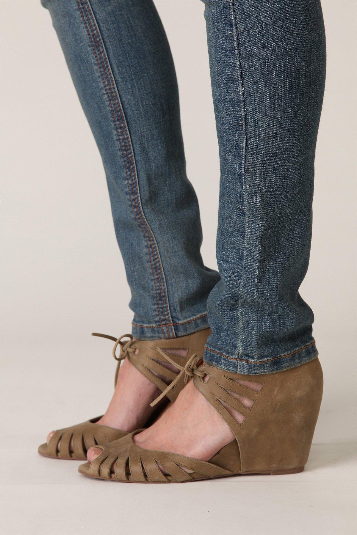 Sunny Wedge Sandal