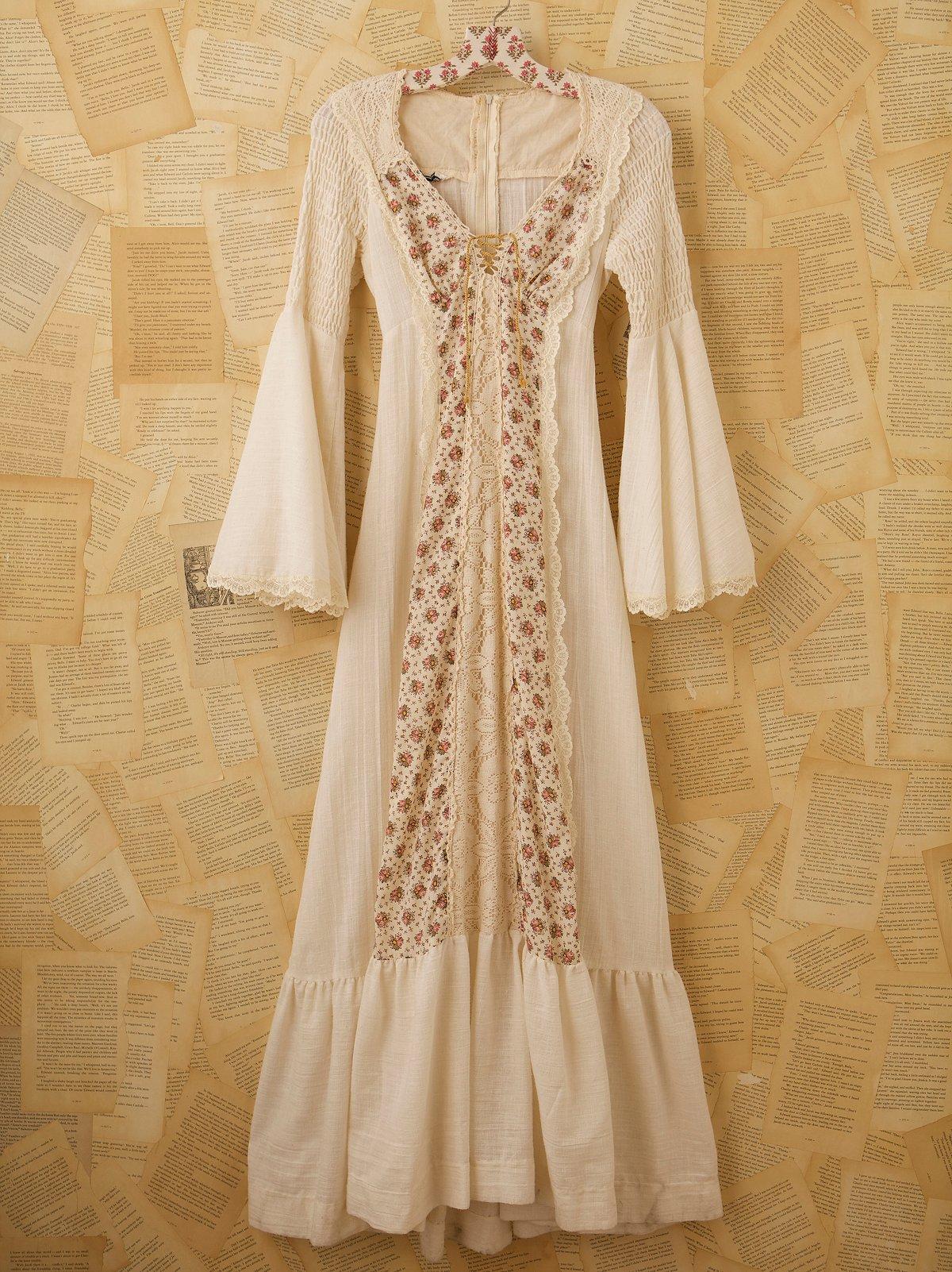 Vintage Joseph Magnin Dress