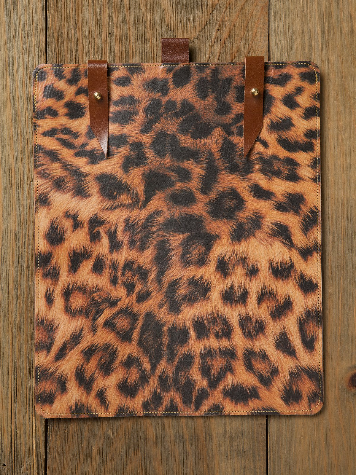 Lovely Leopard Printed iPad Case