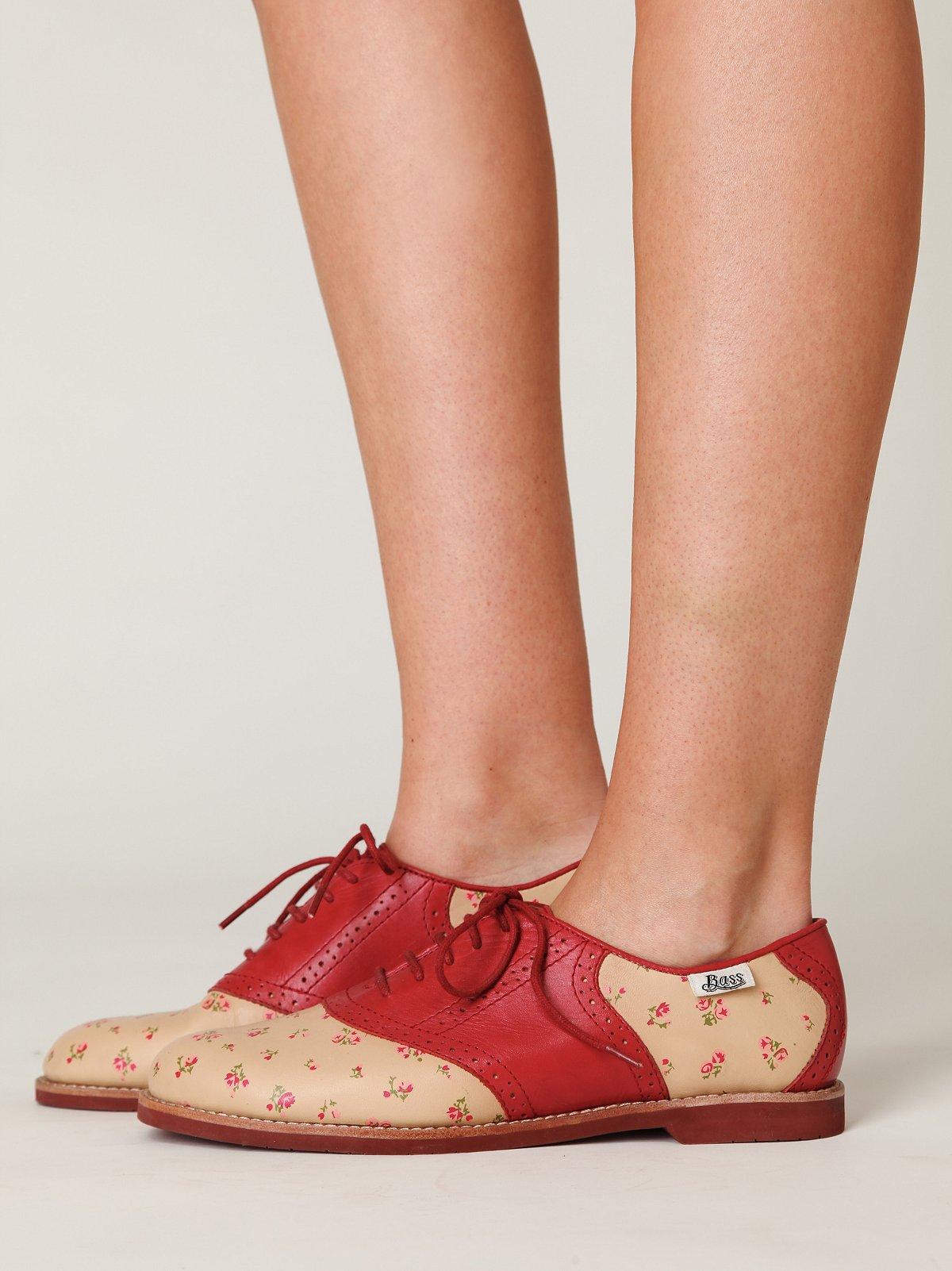 Daydream Saddle Shoe