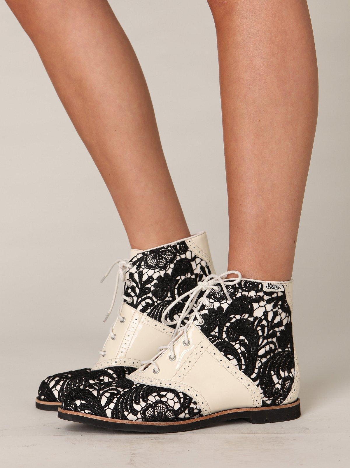 Beatrix Lace Boot