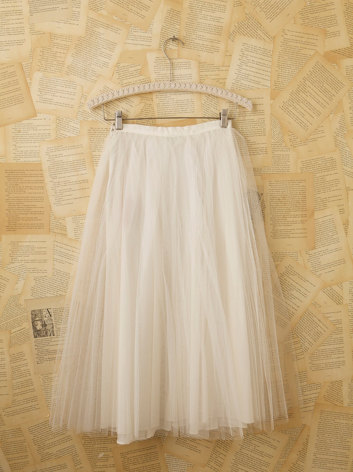 Vintage Net Skirt