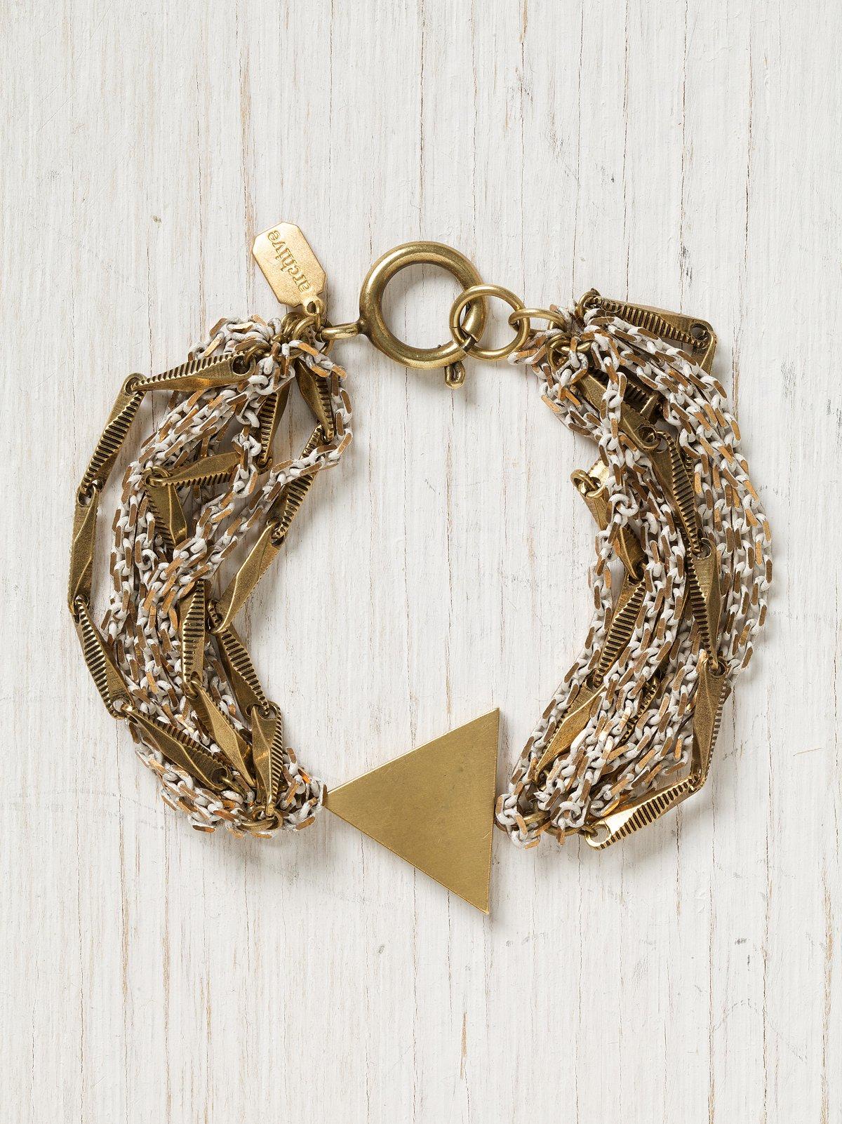 Neo Chain Bracelet