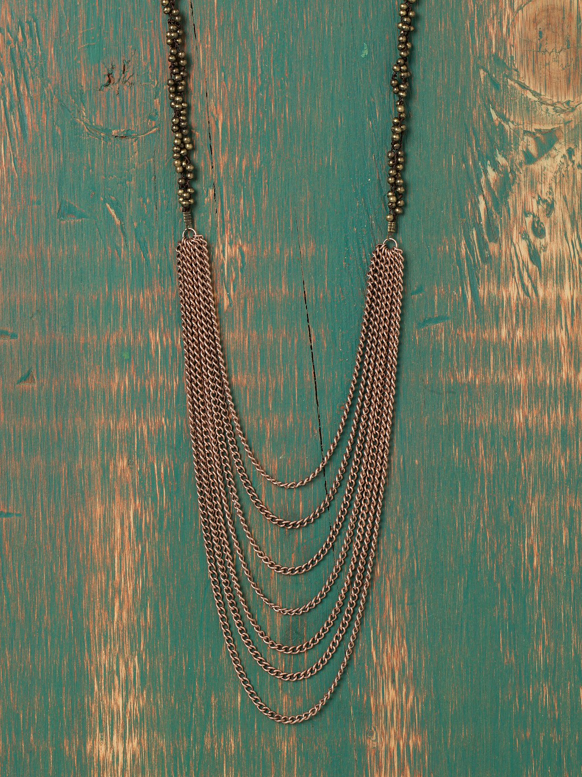 Pandita Layering Necklace