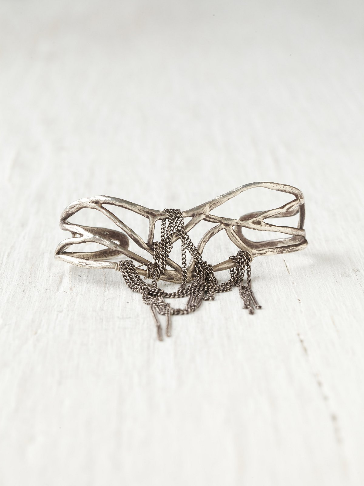 Tangled Knuckle Ring