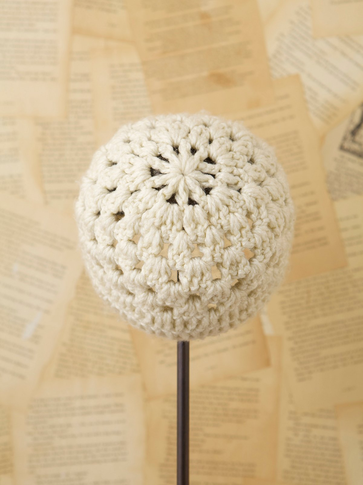 Vintage Crochet Hat