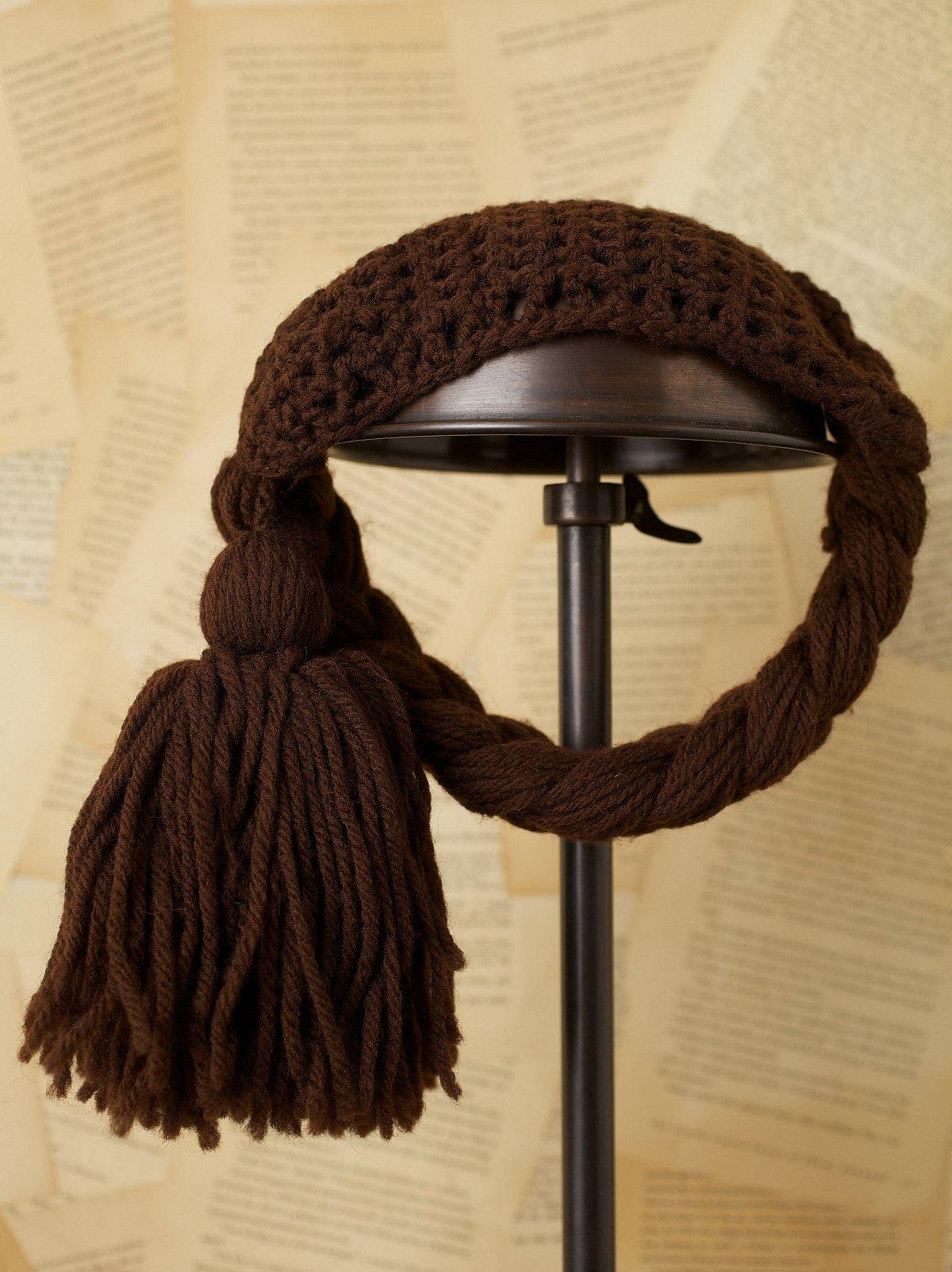 Vintage Knit Headband