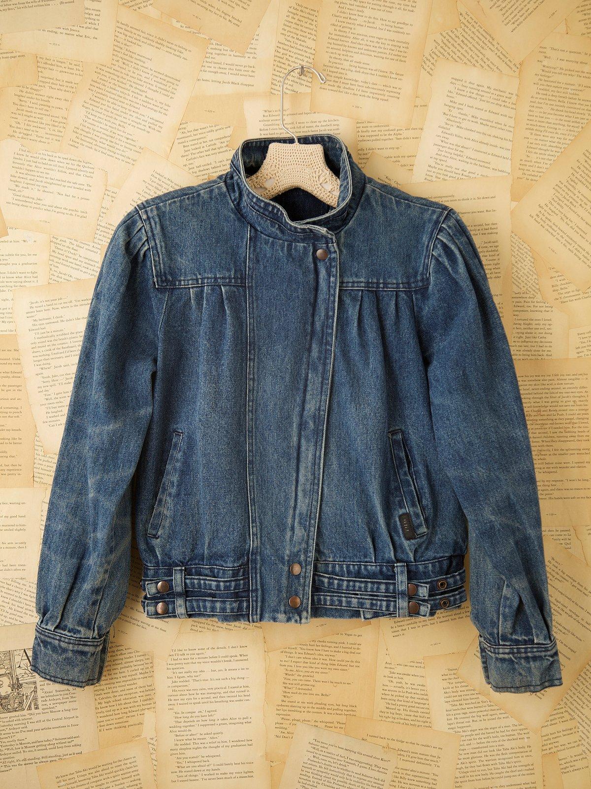 Vintage Miss Lee Denim Jacket