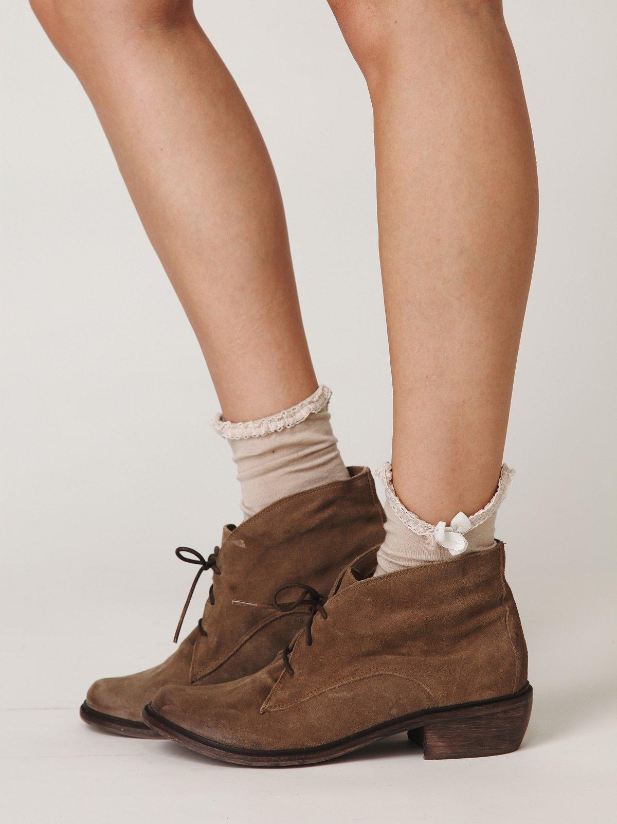 Sandy Desert Boot