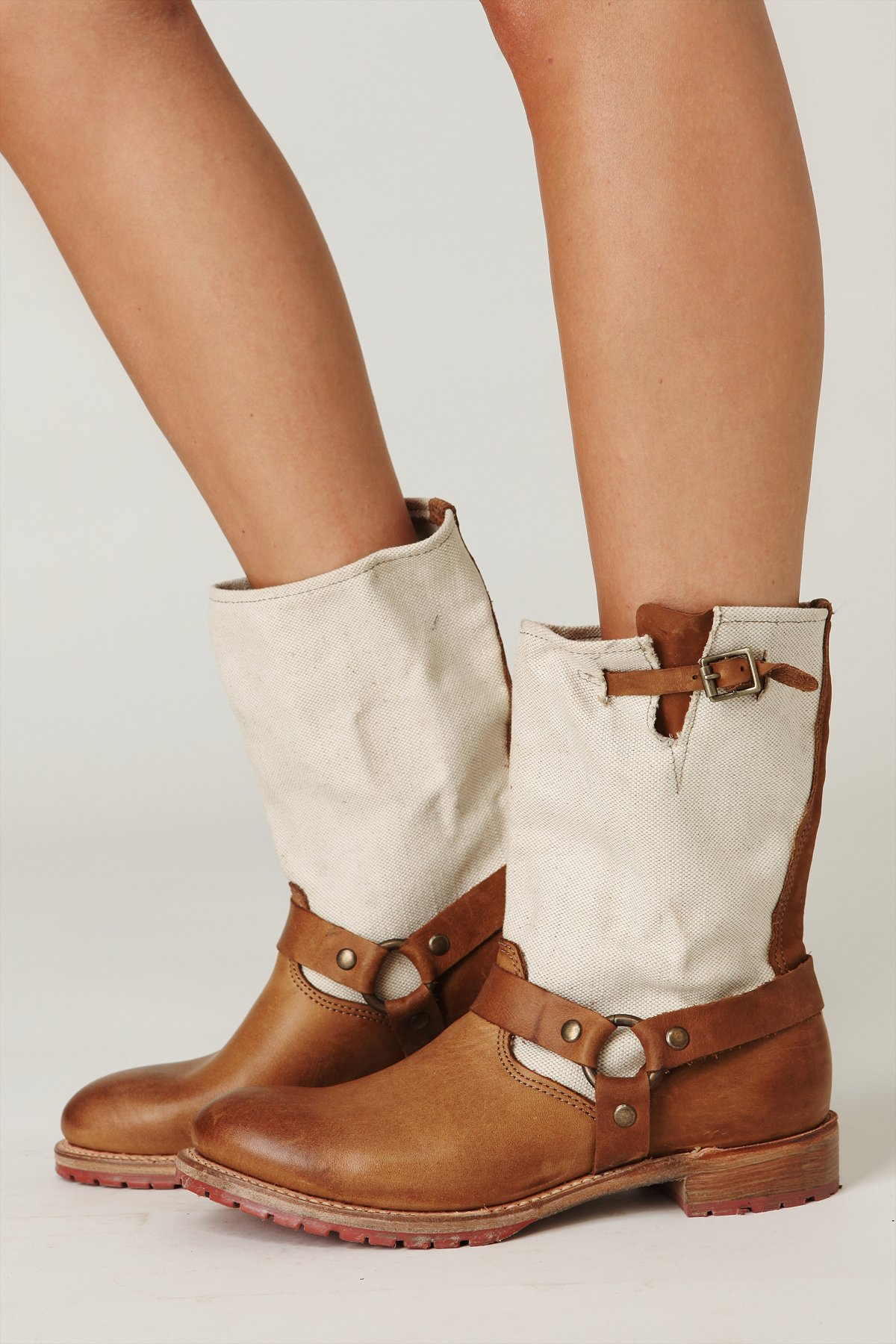 Tapered Engineer Boot