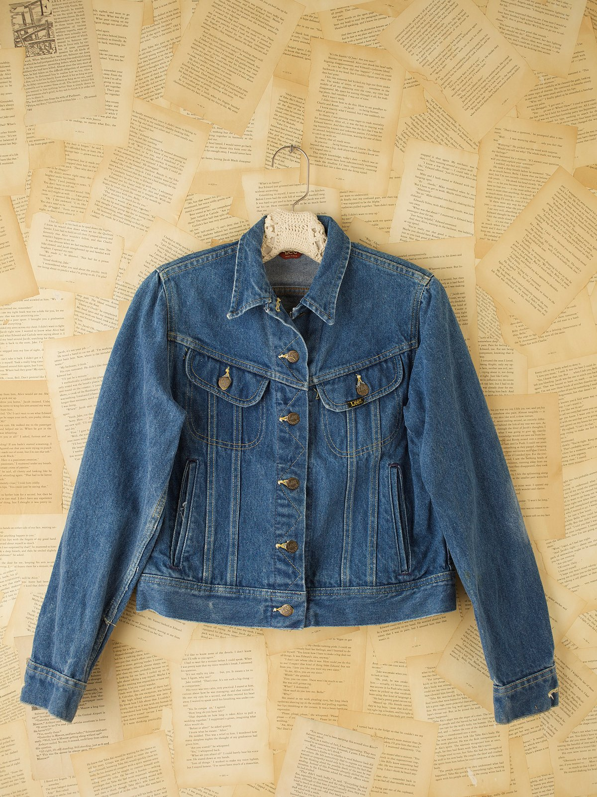 Vintage Miss Lee Denim Jacket