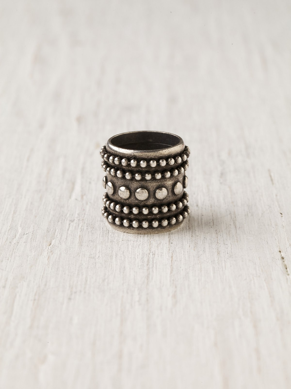 Bowie Band Ring