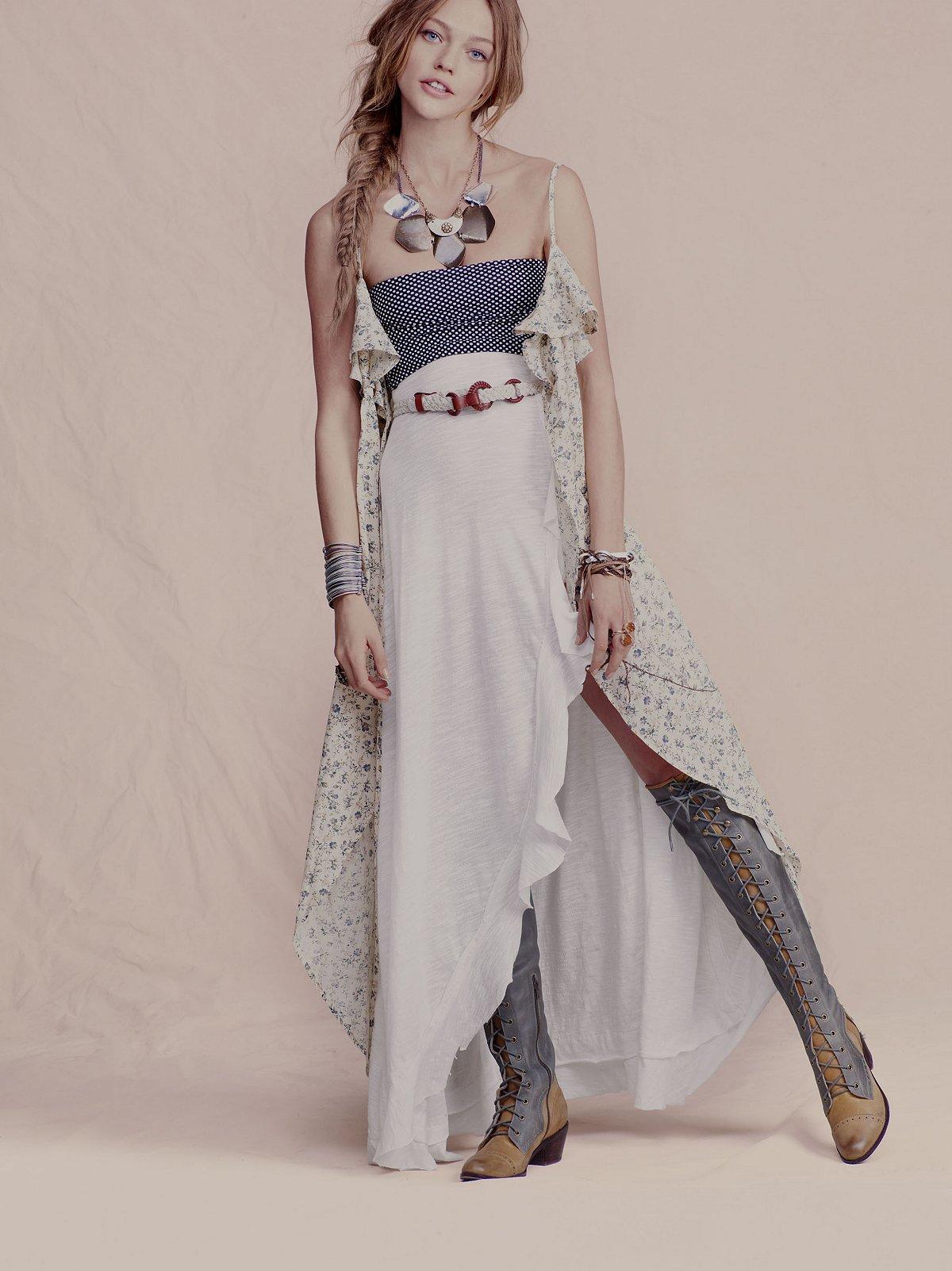 Cascade Convertible Skirt
