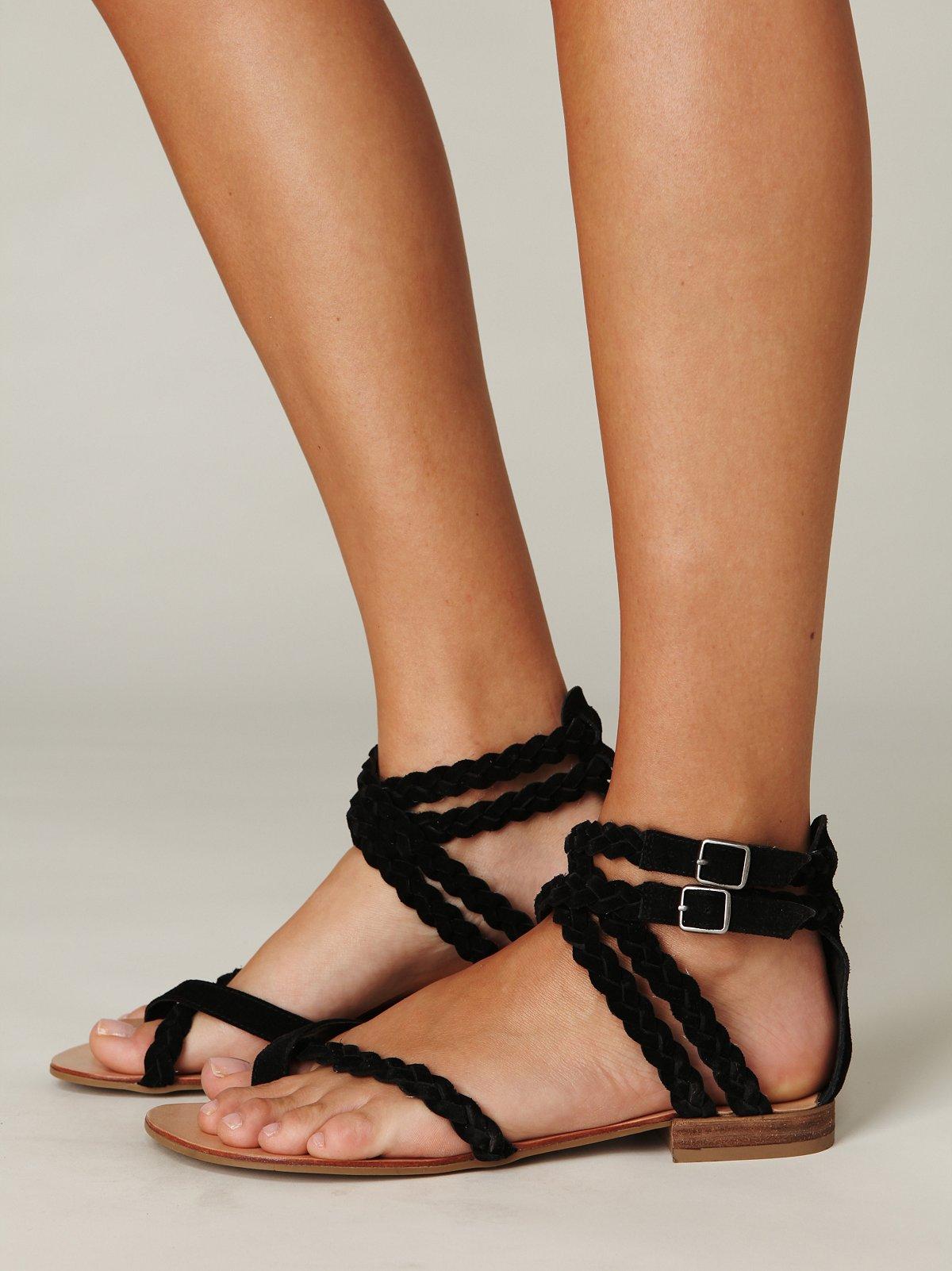 Desert Braided Sandal
