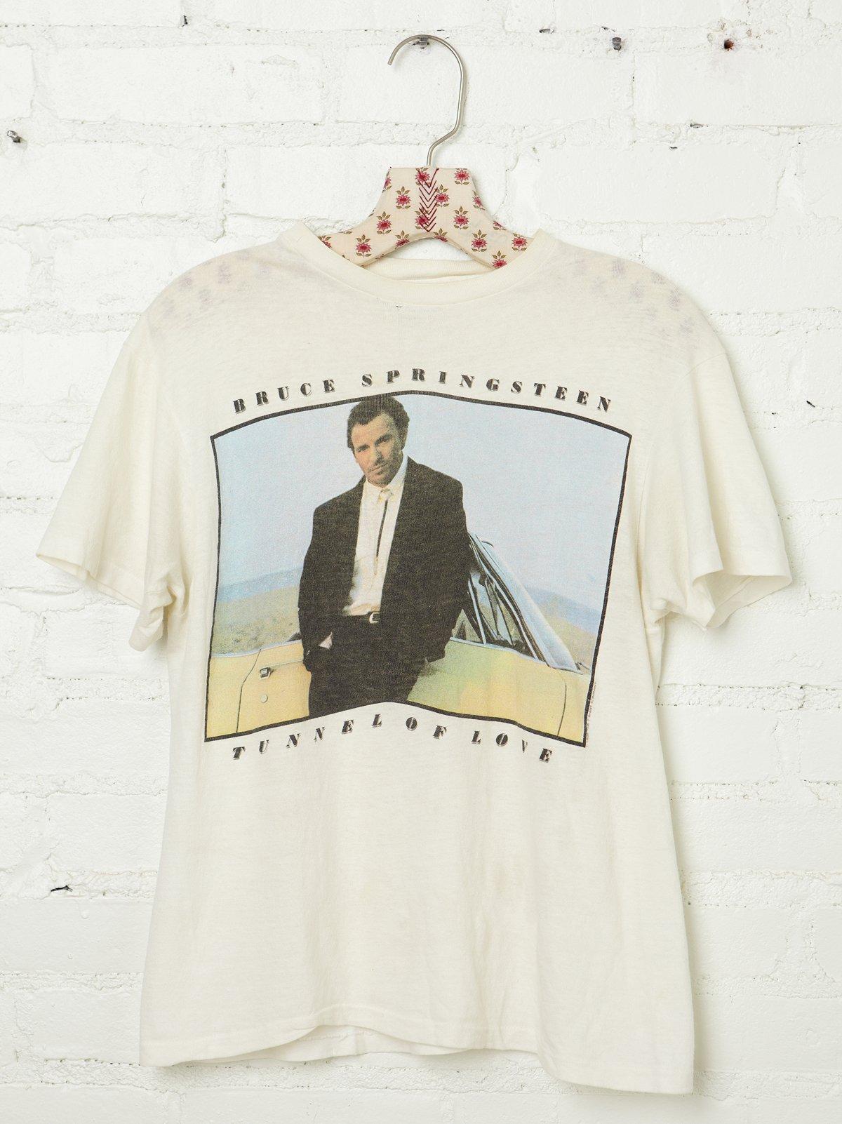 Vintage 1988 Bruce Springsteen Tee