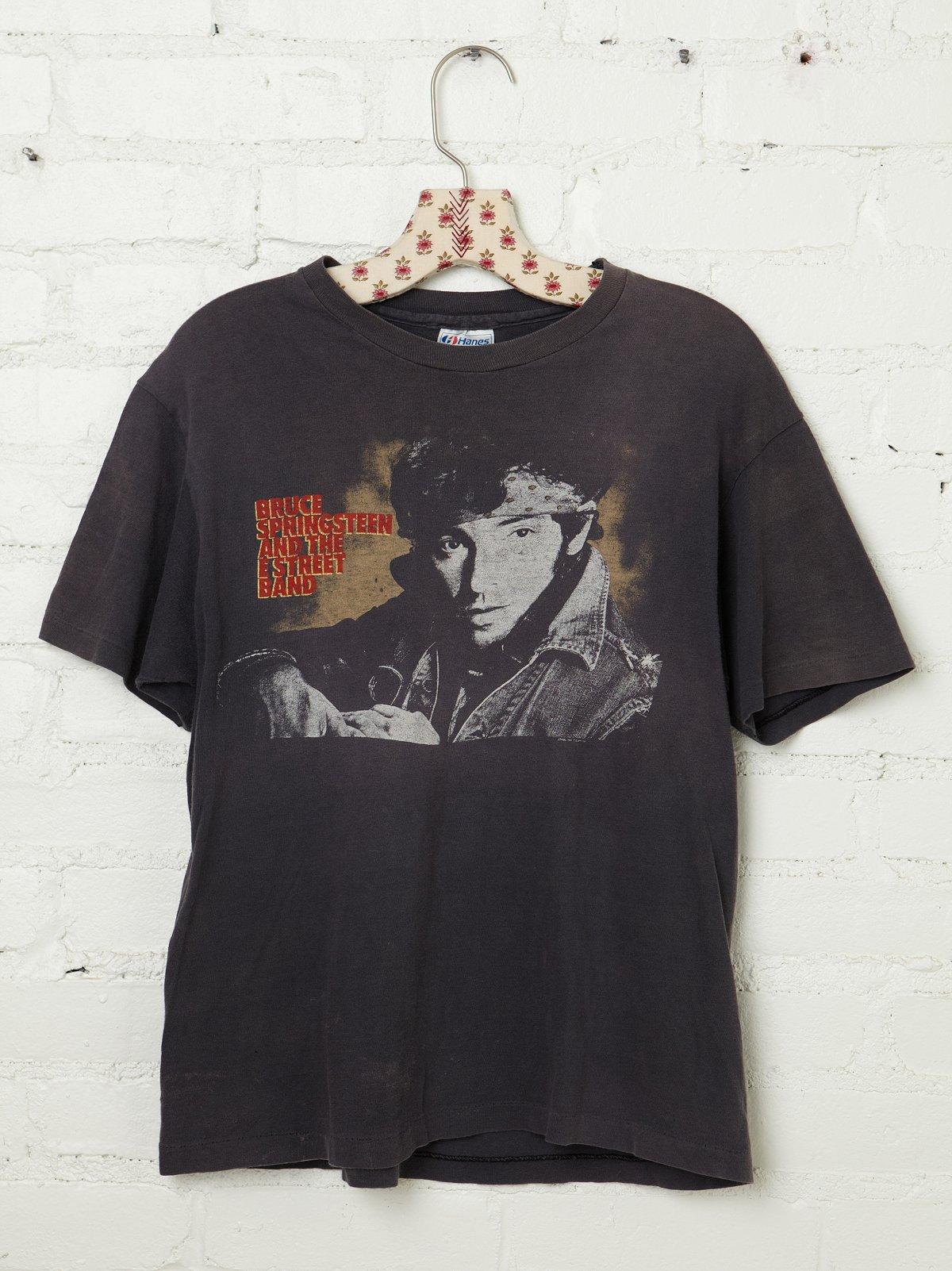 Vintage 1984 Bruce Springsteen Tee