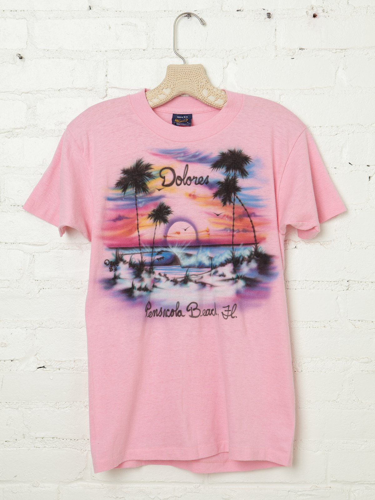 Vintage Airbrushed Tee
