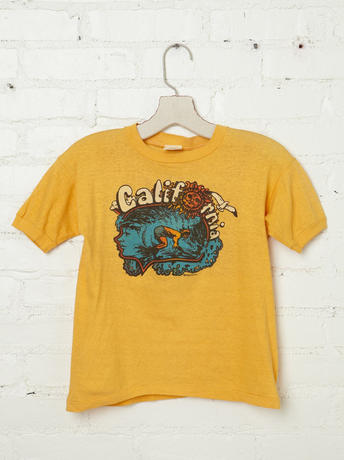 Vintage California Surfing Tee