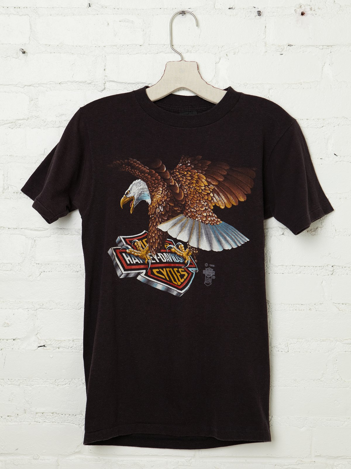 Vintage Harley Davidson Eagle Tee