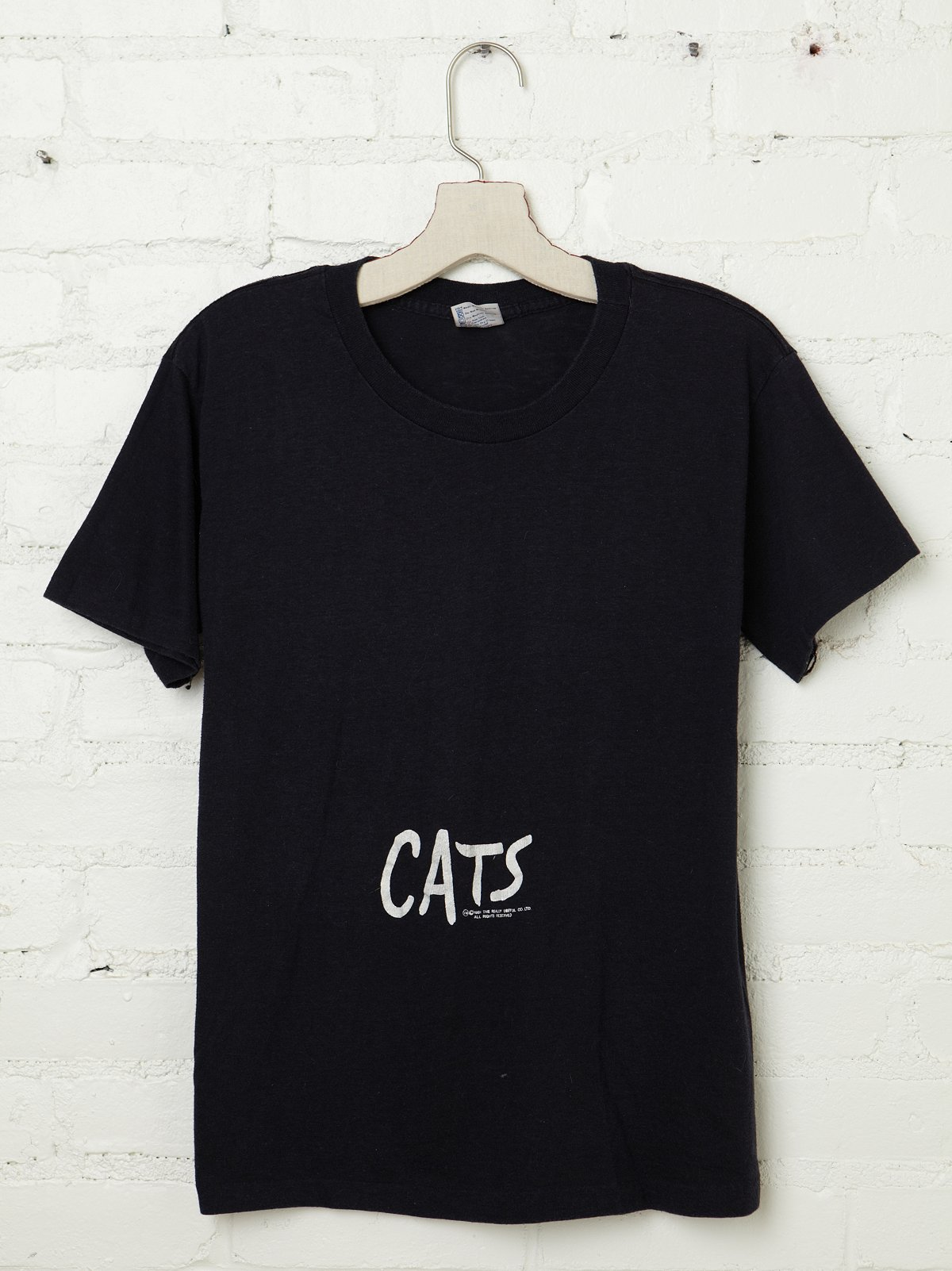 Vintage Cats Tee