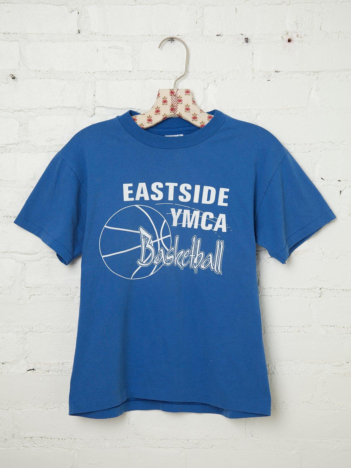 Vintage Eastside YMCA Tee