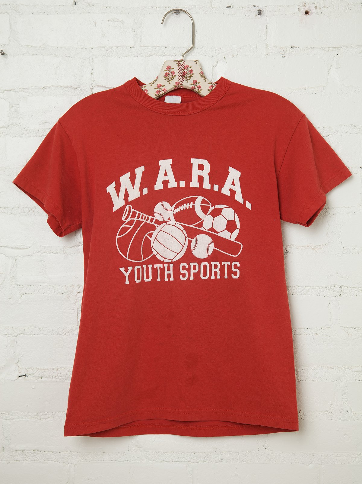 Vintage Youth Sports Tee